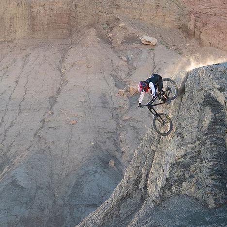 Ride Along with Rémy Métailler