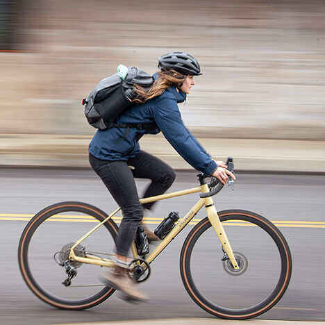 Join us and People for Bikes for the Commute with CamelBak Challenge