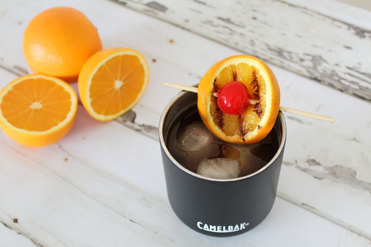 CamelBak X Camp Chef: Smoked Old Fashioned Drinkware Recipe