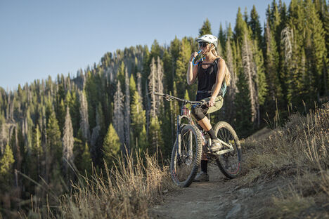 Mountain Biking - A View from the Top