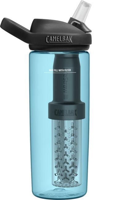 Eddy® + filtered by LifeStraw®,  20oz Bottle with Tritan™ Renew