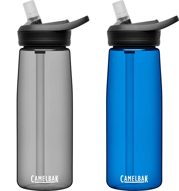 CamelBak Eddy .75L Water Bottle color Charcoal