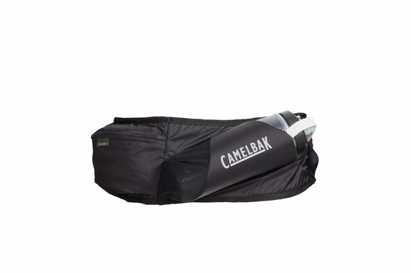Camelbak Unisex Flash Belt Blue Sports Running Breathable Reflective Lightweight