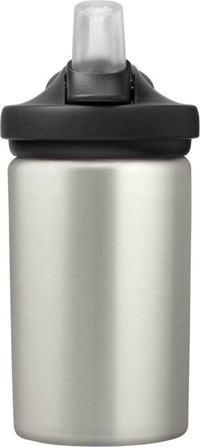 eddy®+ Kids 14 oz Bottle, Stainless Steel Single Wall