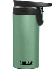 Forge Flow 12 oz Travel Mug, Insulated Stainless Steel