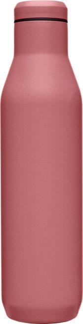 Horizon 25 oz Wine Bottle, Insulated Stainless Steel