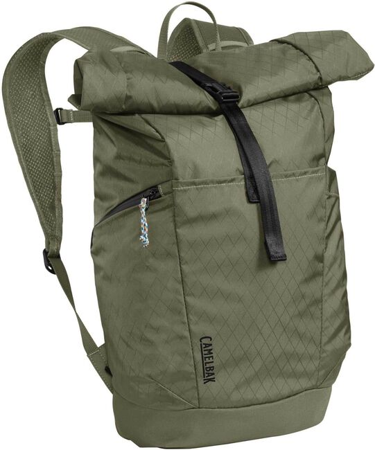 Pivot Roll Top Backpack