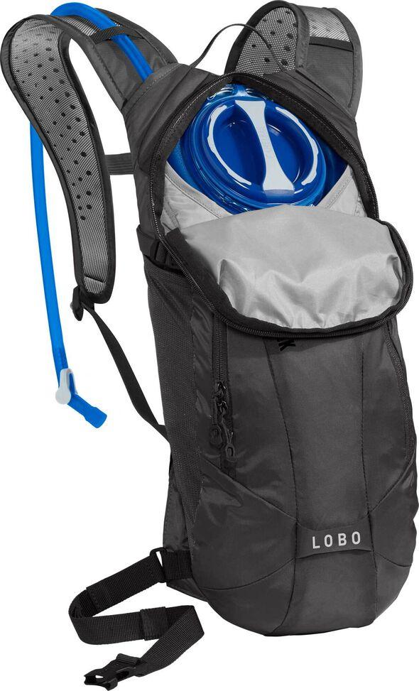 Camelbak Lobo Hydration Pack 3L//100oz Kelp//Black MSRP $100 MSRP