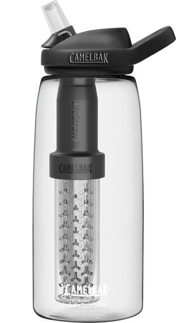 Eddy® + filtered by LifeStraw®,  32oz Bottle with Tritan™ Renew