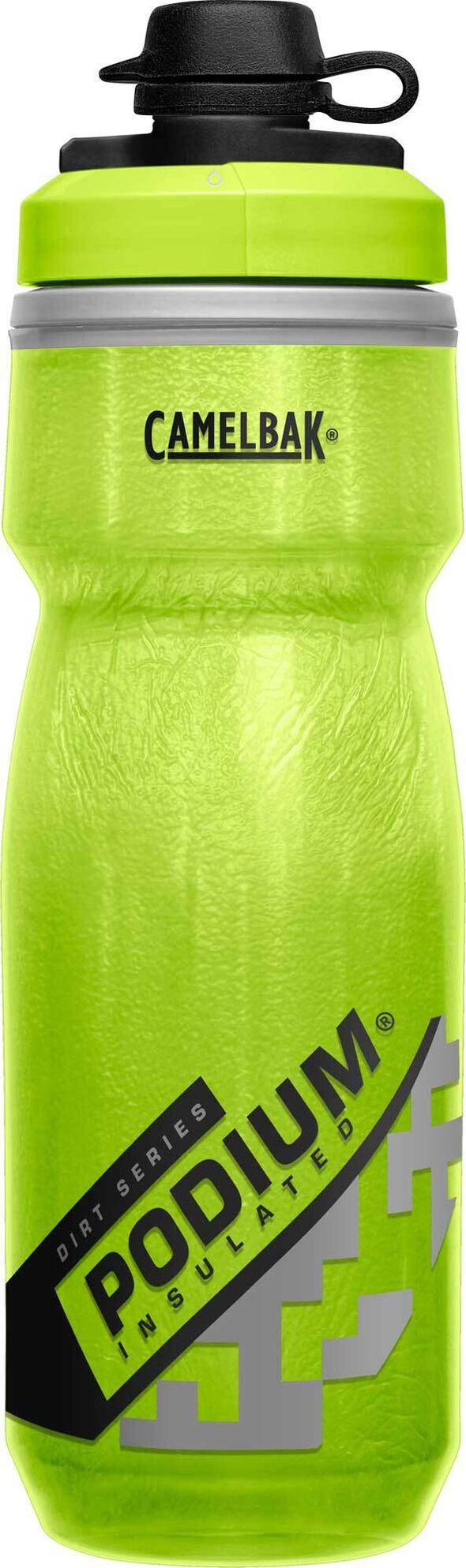 Bouteille D/'Eau 2-Pack environ 595.33 g turquoise 21 oz Genuine Camelbak Podium Chill Dirt Series NEUF