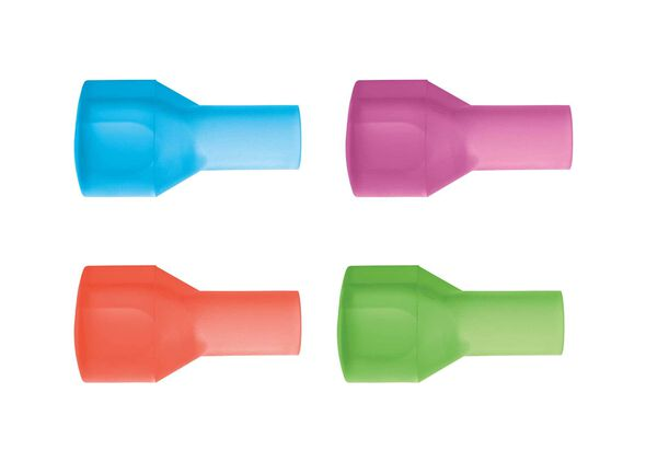 Big Bite™ Valves, 4 Color Pack