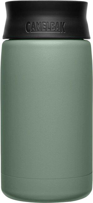 Hot Cap 12oz Travel Mug, Insulated Stainless Steel