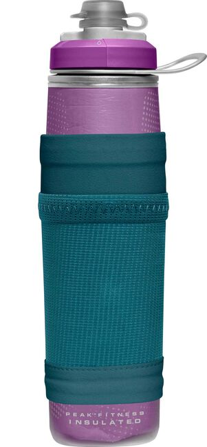 Peak® Fitness Chill 24 oz Bottle, Insulated, with Essentials Pocket