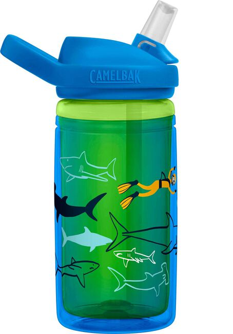 eddy+ Kids .4L Bottle, Insulated
