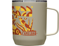 Wyatt Hersey 12 oz Camp Mug, Insulated Stainless Steel, Limited Edition