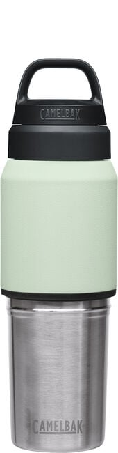 MultiBev 22 oz Bottle / 16 oz Cup, Insulated Stainless Steel