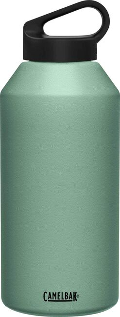 Carry Cap 64 oz Bottle, Insulated Stainless Steel