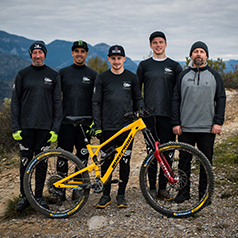 Team Chain Reaction Cycles