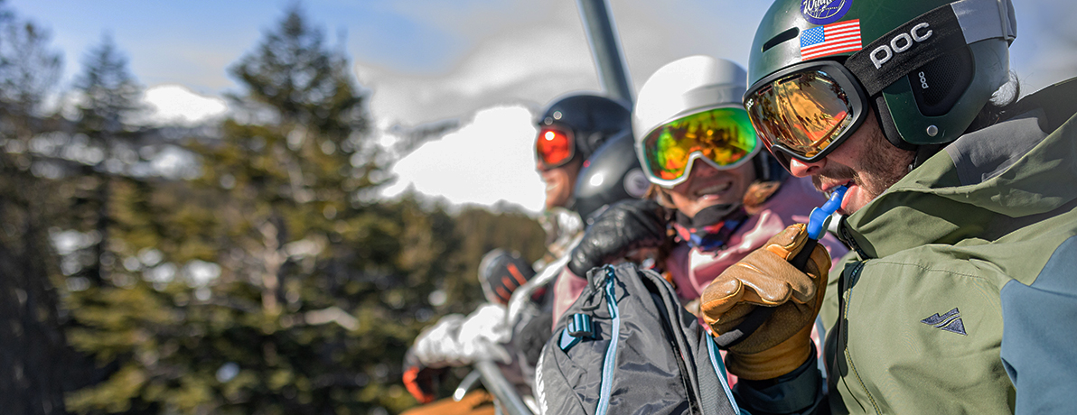 4 Tips for Staying Hydrated while Skiing, Snowboarding and more!