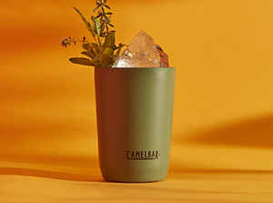 CamelBak x Disco Cubes: High Desert Sage Highball Drinkware Recipe